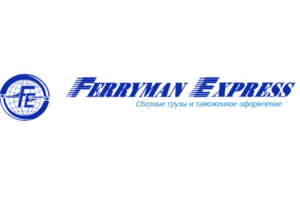 Ферримен (Ferryman Express) логотип