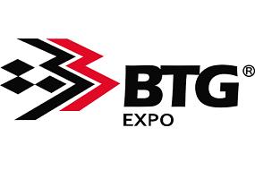 логотип БТГ Экзибишн Логистикс
