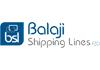 перевозчик, транспортный агент Balaji Shipping Lines (BSL)