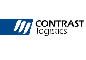 Логотип Контраст логистик (logo Contrast logistics)