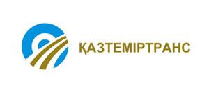 Логотип КазахстанТемирТранс