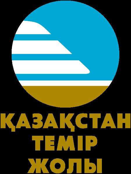 Логотип КазахстанТемирЖолы