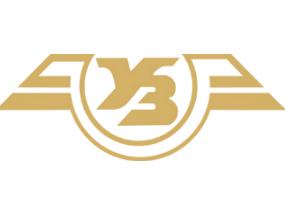 Логотип Ukrzaliznytsia
