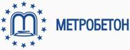 Логотип Метробетон