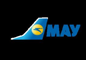 международные авиалинии украины лого
