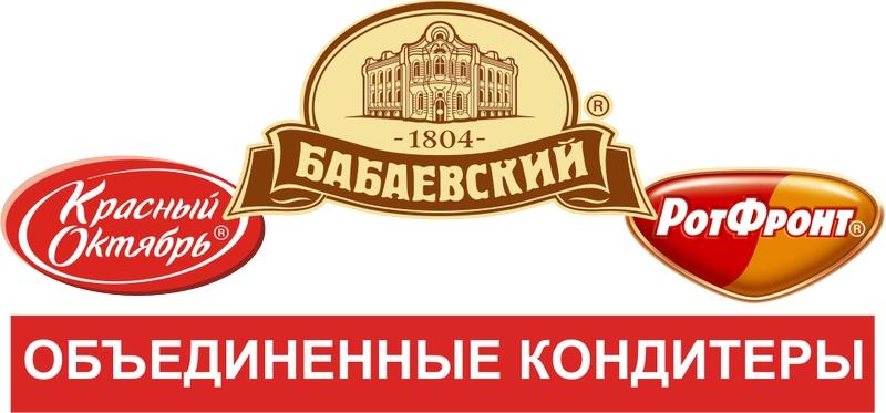 Логотип объединённые кондитеры
