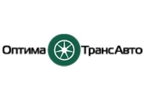 Логотип Оптима ТрансАвто