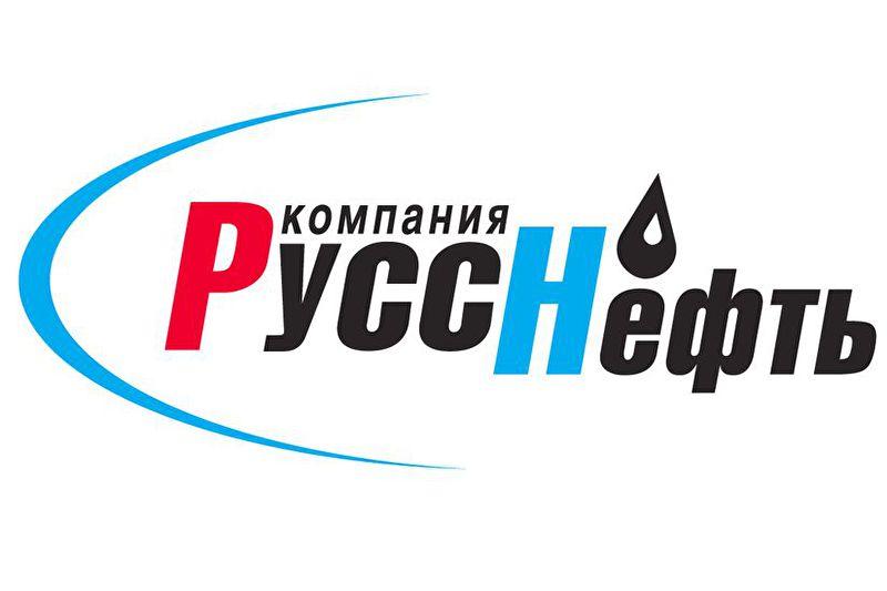 Логотип Русснефть