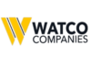 Логотип Watco Companies
