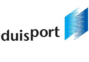 Логотип Duisport