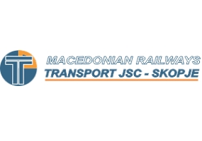 Логотип Македонски Железници
