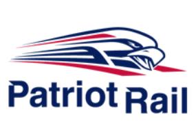 Логотип patriot rail