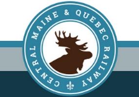 Логотип Central Maine & Quebec Railway