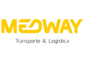 Логотип Medway transport & logistics