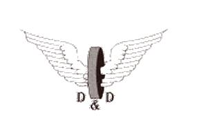 Логотип D & D Eisenbahngesellschaft mbH