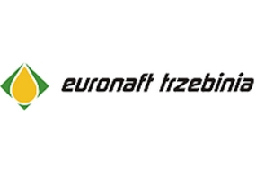 Логотип Euronaft Trzebinia