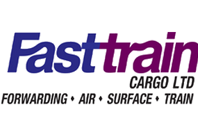 Логотип Fast Train Cargo