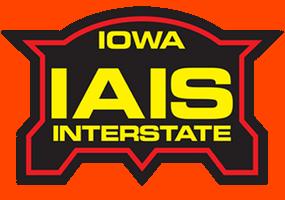 Логотип Iowa Interstate Railroad (IIR)