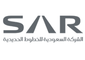 Логотип SAR (Saudi Railway Company)