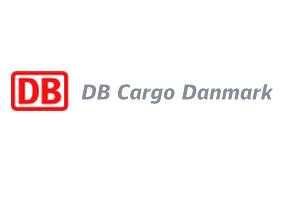 Логотип DB Cargo Danmark