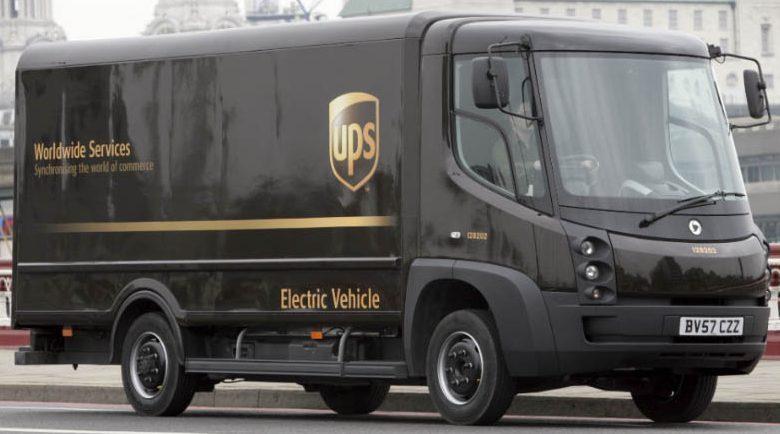 Электрические грузовики
