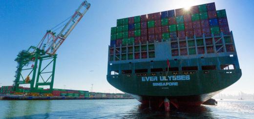 Рынок морских перевозок