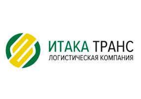 Лого Итака Транс