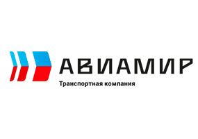 Логотип Авиамир