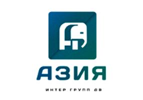 Логотип Азия Интер Групп ДВ