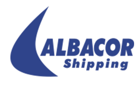Логотип Альбакор Шиппинг
