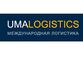 Логотип UMA-Logistics