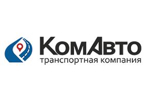Логотип КомАвто