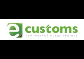 Логотип Электронная таможня