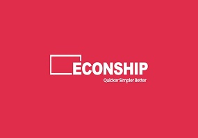 Логотип Econship