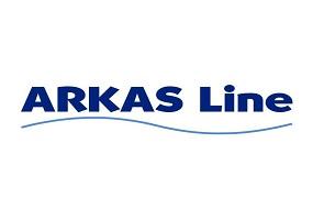 Логотип Arkas Line