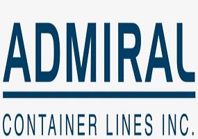 Логотип Admiral Container Lines