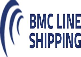 Логотип BMC Line Shipping