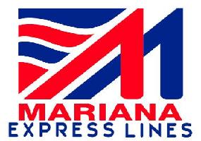 Mariana Express Lines Логотип