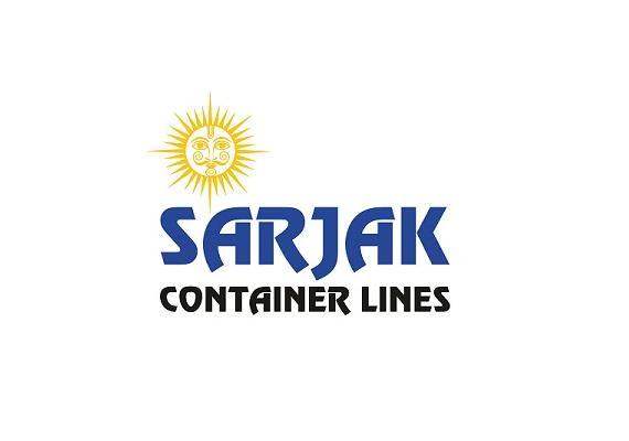 Sarjak Container Lines логотип