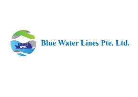 Blue Water Lines логотип